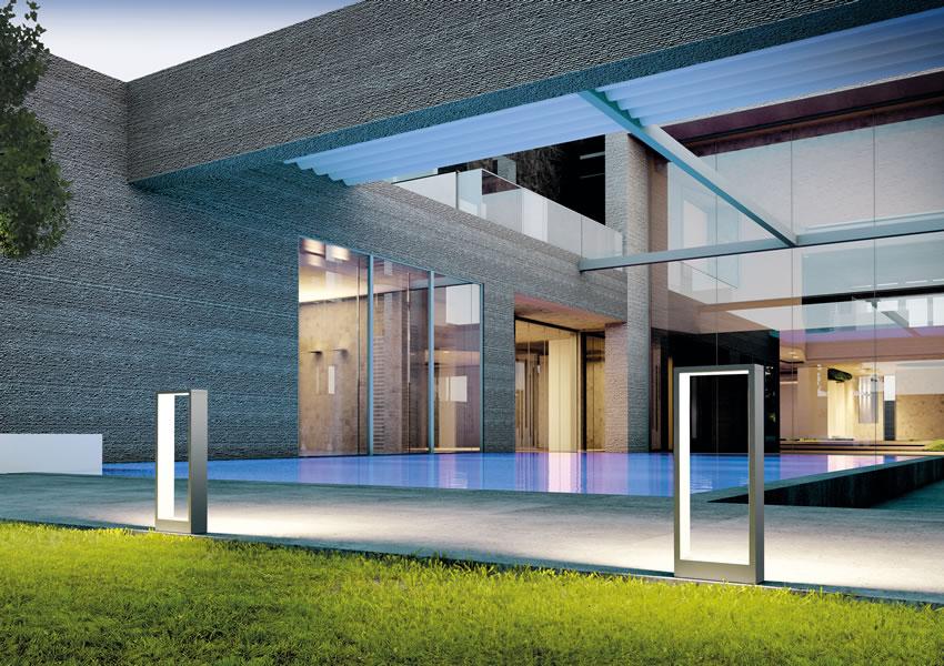 Illuminazione ornus garden design