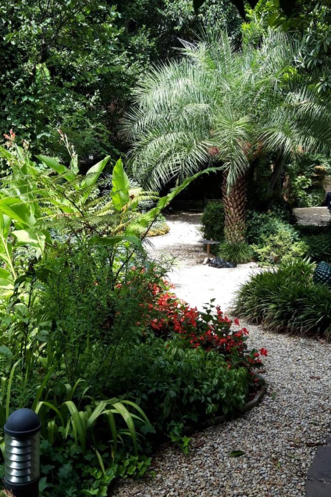 Progettazione giardini. Il giardino naturale